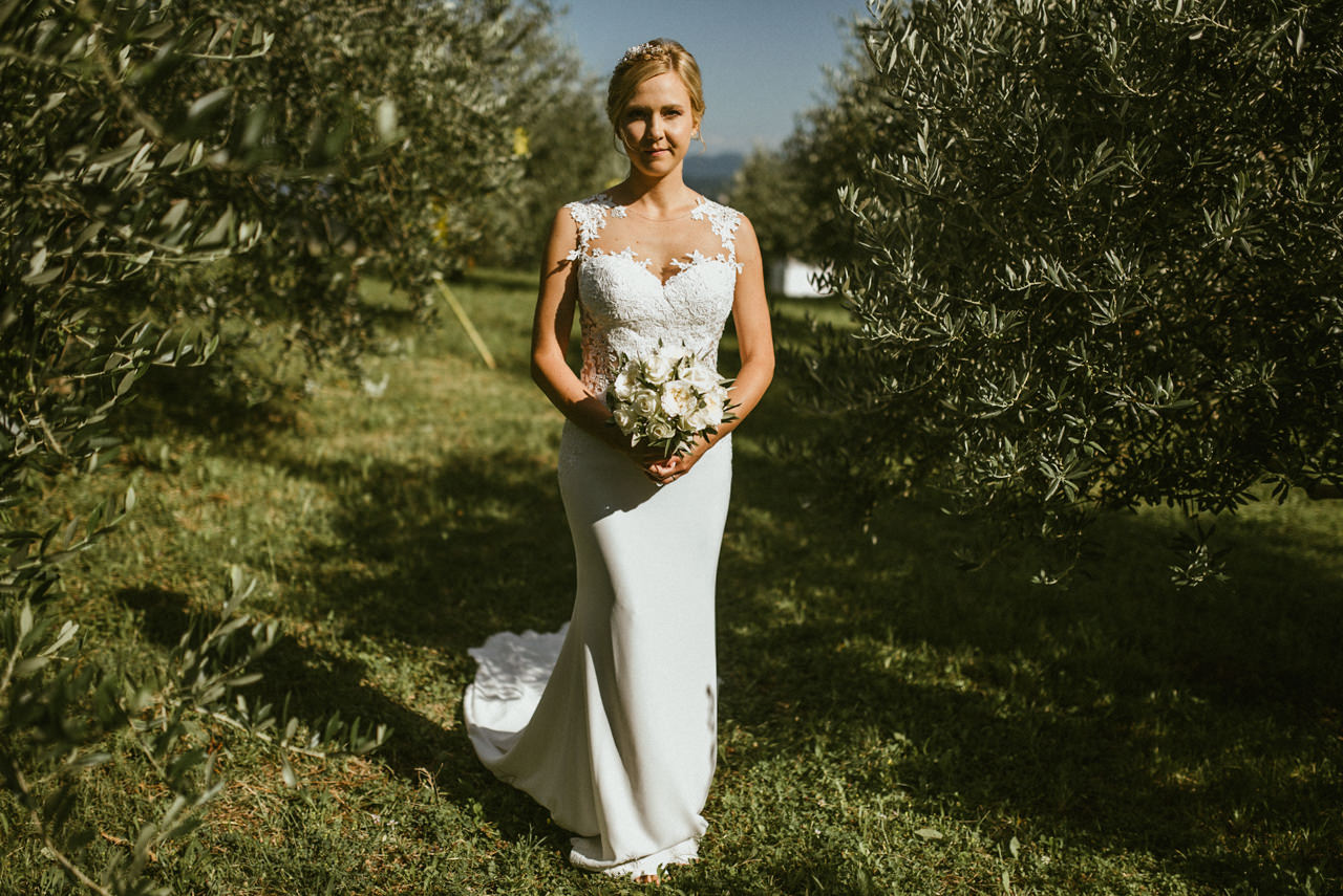 Italian heiress wedding