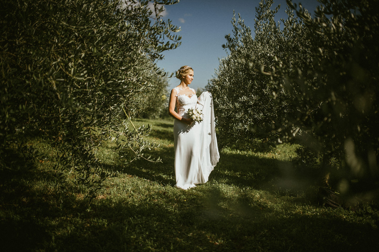 Italian wedding photographer Goriška brda