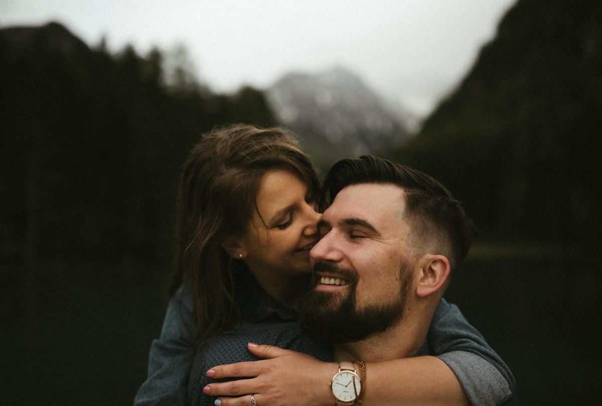 Jezersko engagement
