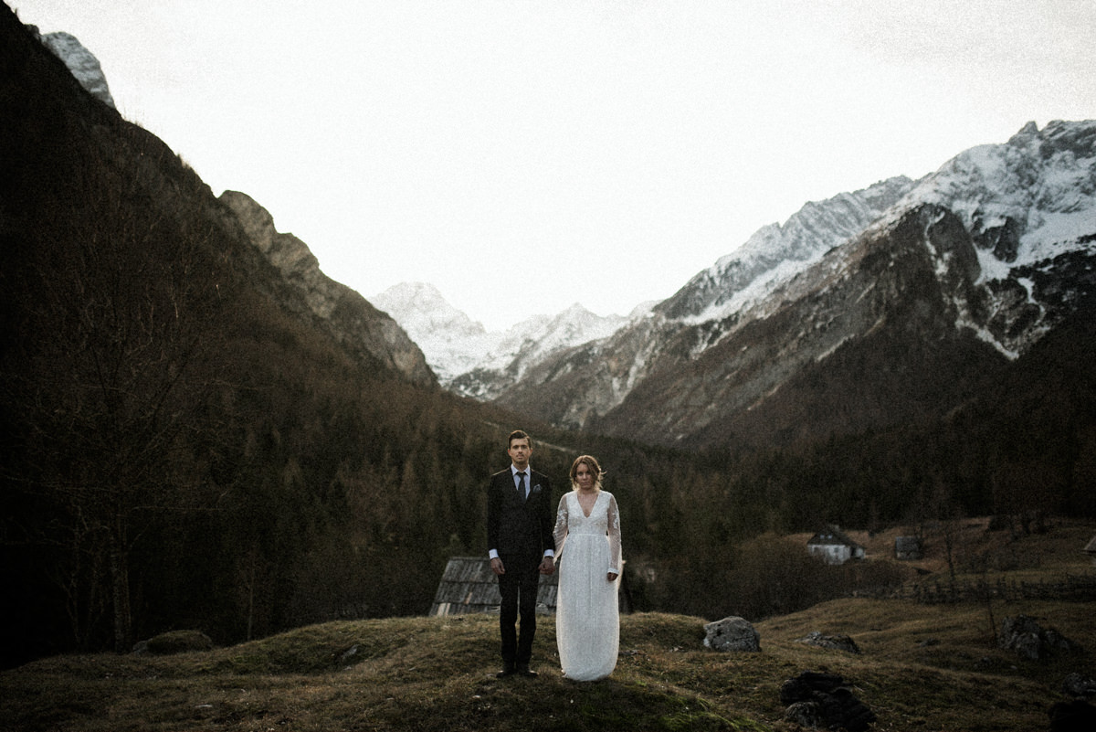 slovenia elopement guide soca valley