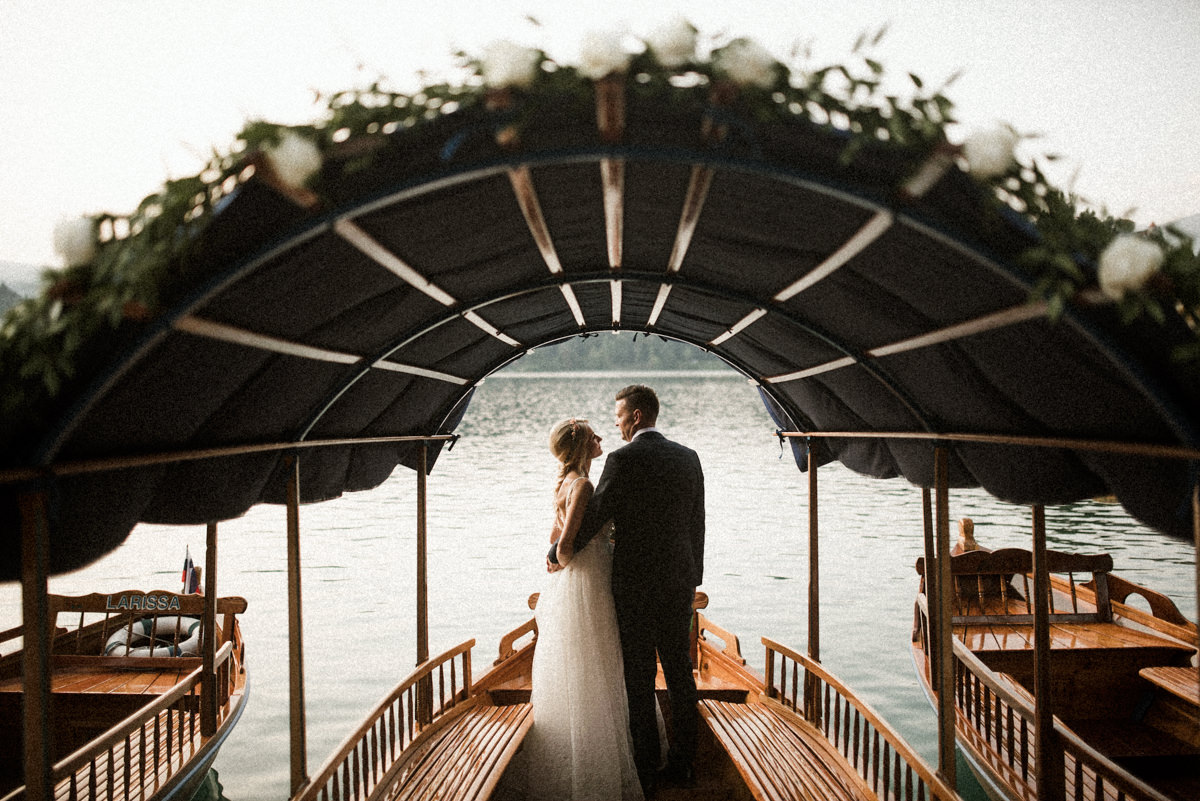 lake bled wedding
